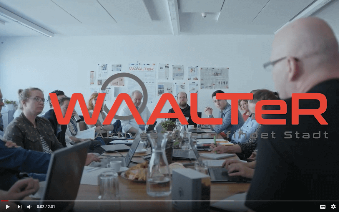 Waalter Video Icon Aspect Ratio 8x5