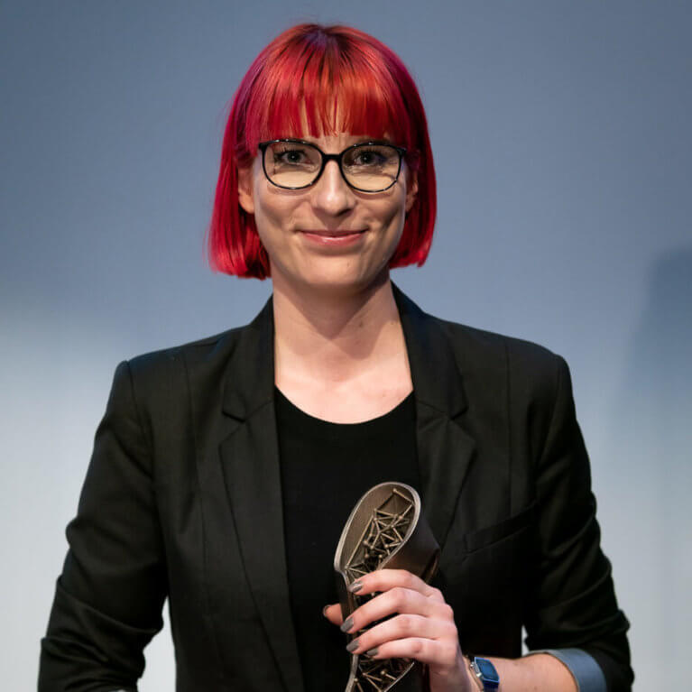 37. Digitaler Salon mit Martina Lindorfer