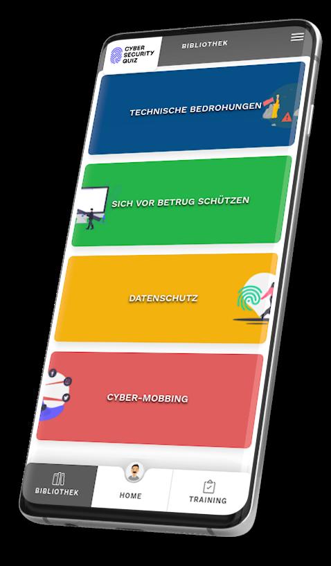Cybersecurityquiz App Themen 3 Jpg