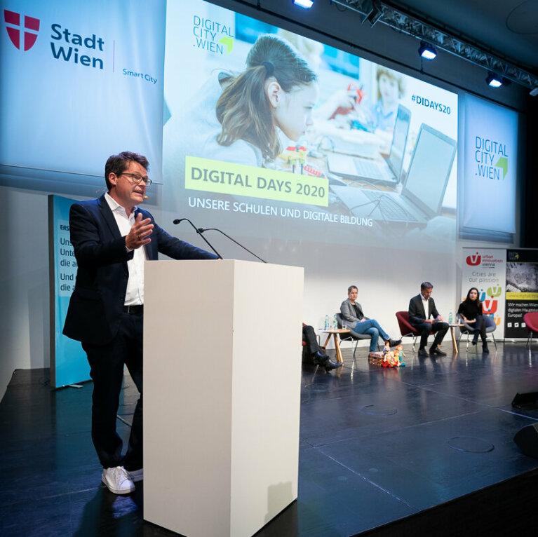 Unsere Schulen und digitale Bildung