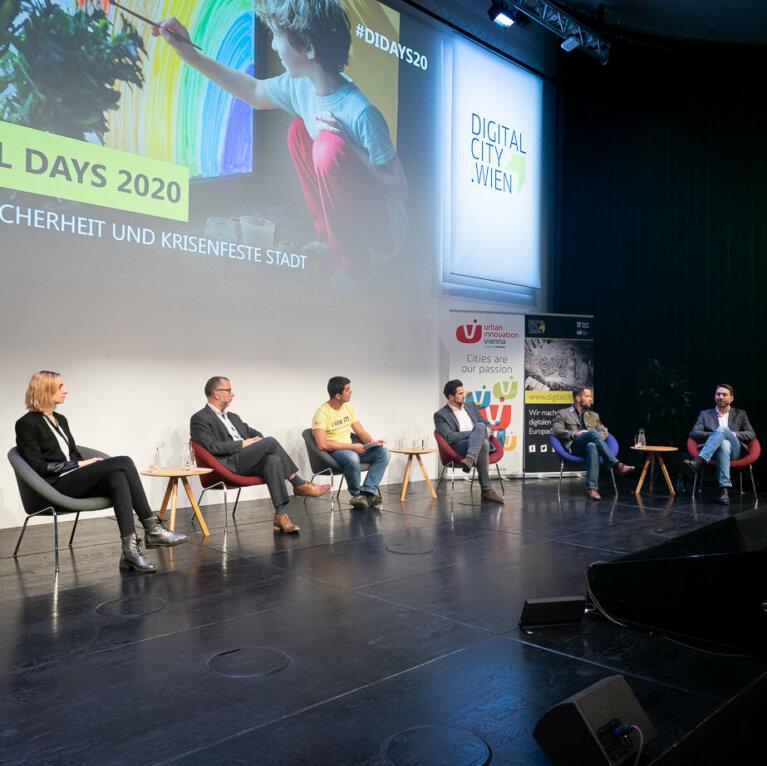 Digitale Sicherheit und krisenfeste Stadt