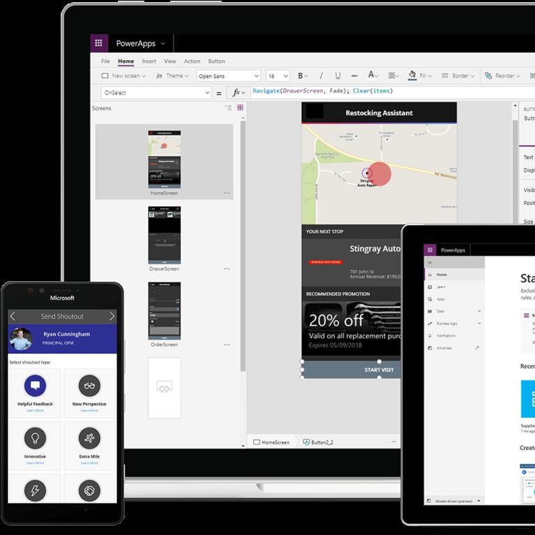 App in a Day: Workshop zur Erstellung von Business-Apps mit Microsoft Power Apps