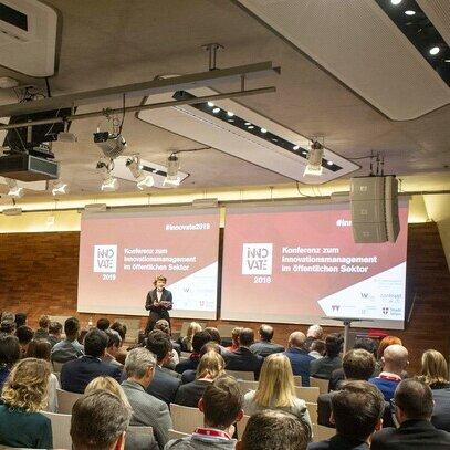 Innovate 2020 – Konferenz zum Innovationsmanagement im öffentlichen Sektor