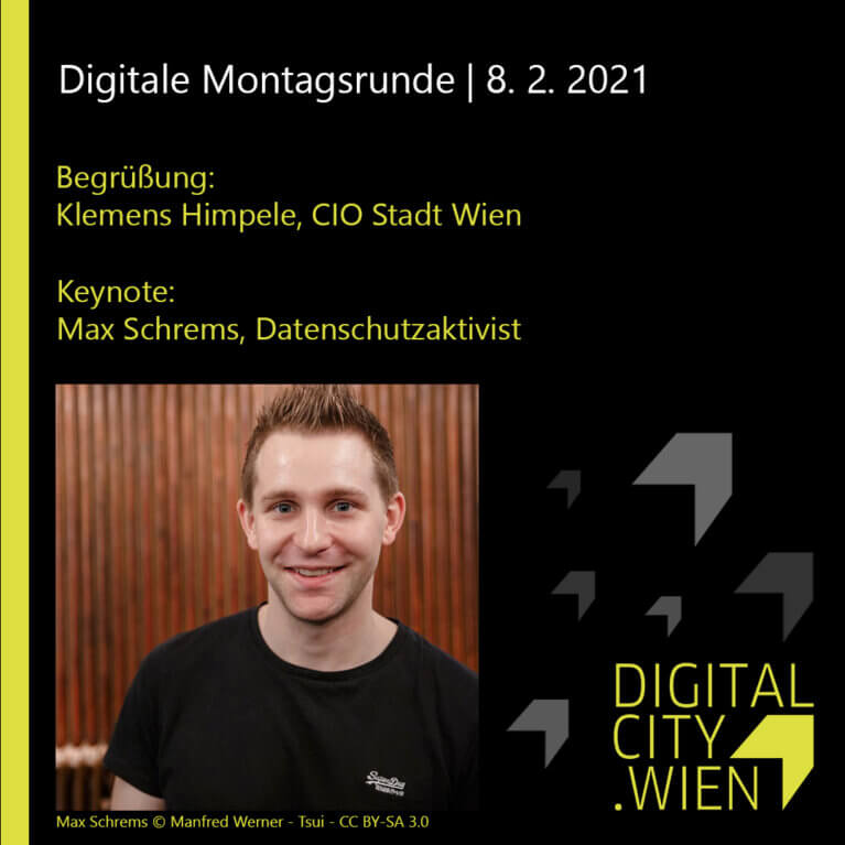Rückblick: Digitale Montagsrunde zum Thema Datenschutz & Privacy Shield