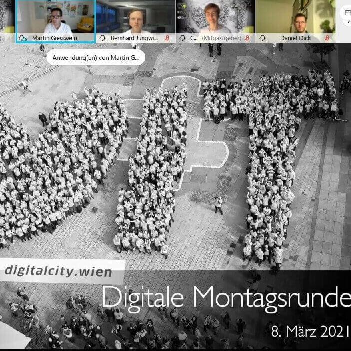 Rückblick: Digitale Montagsrunde zum Thema DSA und DMA