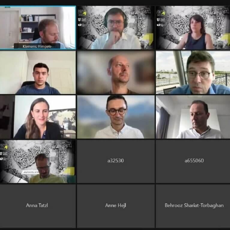 Rückblick: Digitale Montagsrunde – Künstliche Intelligenz | News und Updates